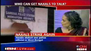 WAR-ZONE :: 1/3 :: Arundhati Roy :: Govt At War With Naxals To Aid MNCs !