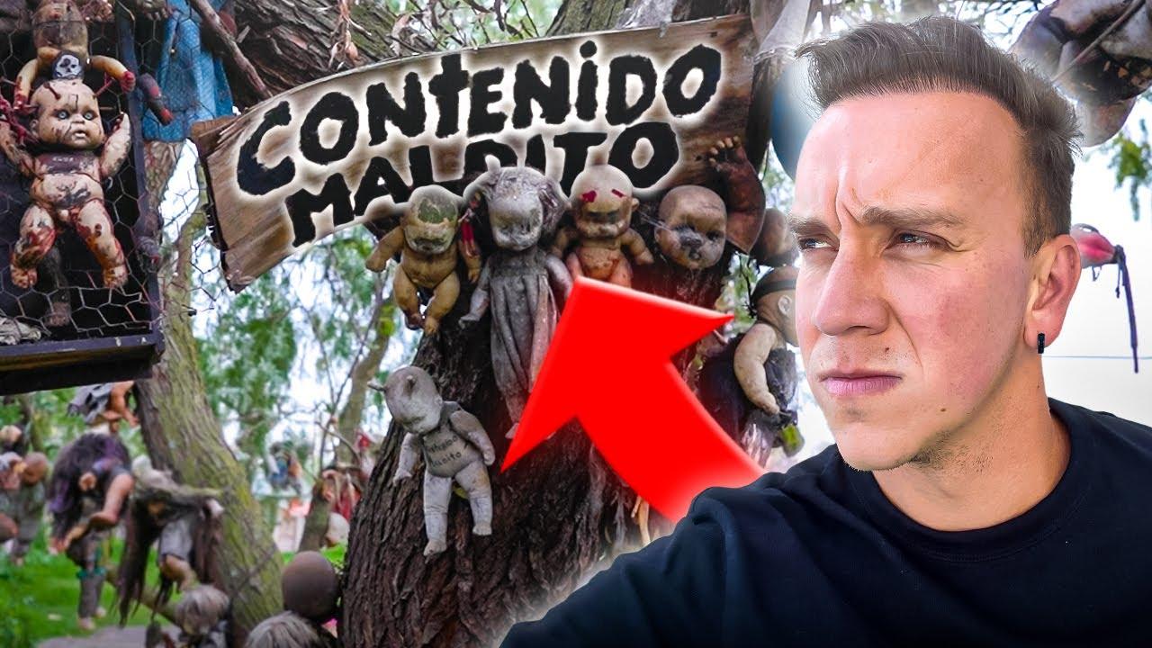 Visité la ISLA DE LAS MUÑECAS MALDITAS ¿Real o ficción? - Oscar Alejandro