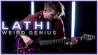 Download LATHI (feat. Sara Fajira) - Weird Genius   Cole Rolland (Guitar Cover)