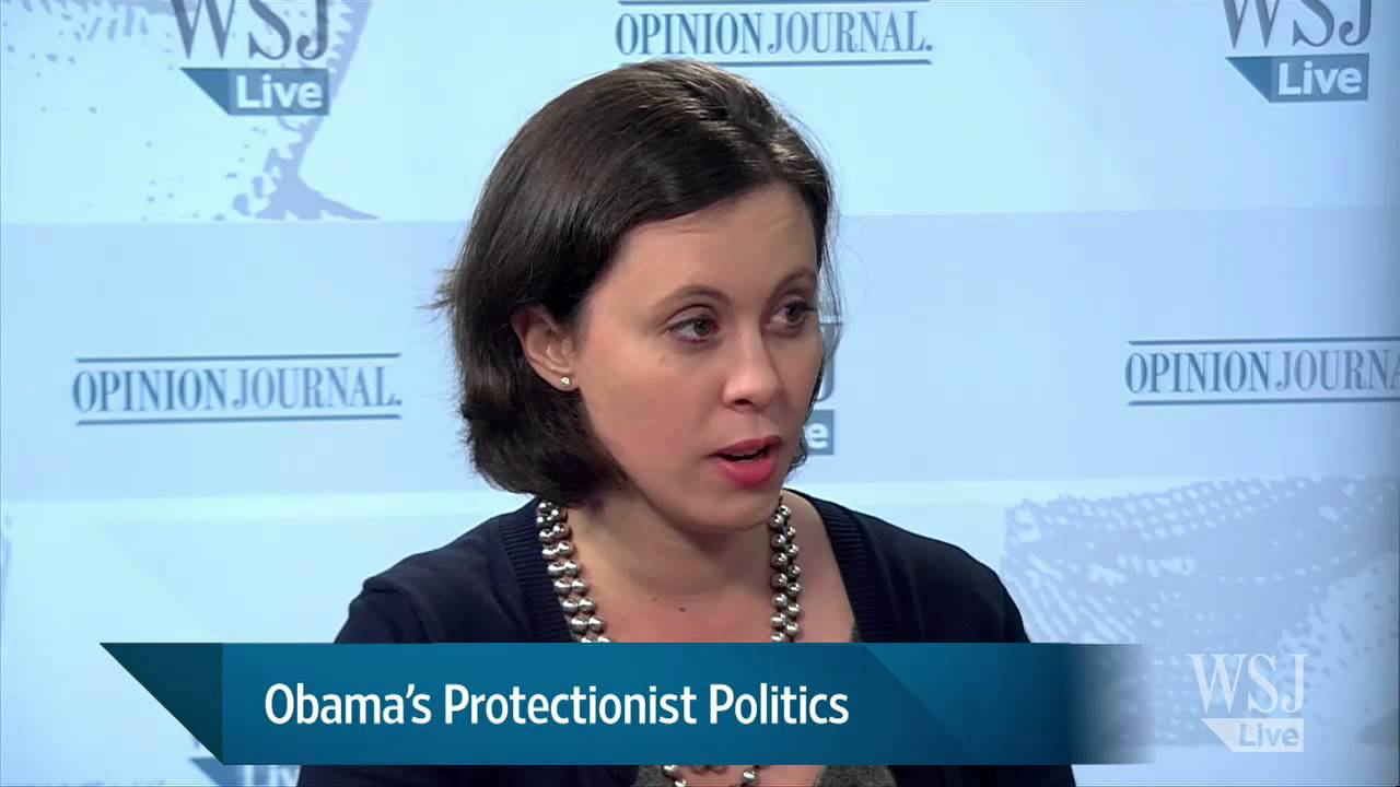 Barack Obama 39 S Protectionist Politics Wsj Opinion Youtube