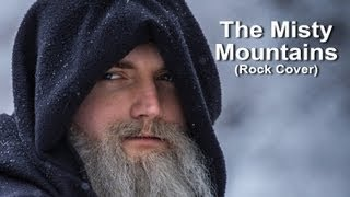 Dwarven Rock - The Hobbit, Misty Mountains Cover