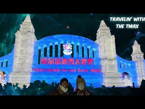 Vlog #22: Harbin Ice & Snow Festival 2019