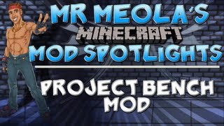 Meola's Mod Spotlights - Chest And Crafting Table Made Babys | Project Bench Mod