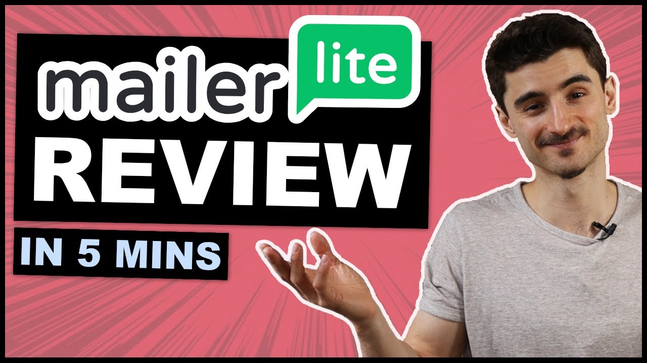 Mailerlite Review 2021 (The best FREE email marketing tool?)