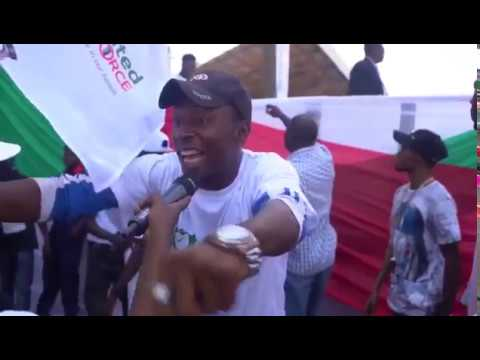 Atikulated Youth Force (AYF) Storm Presidential North Central Zonal Rally