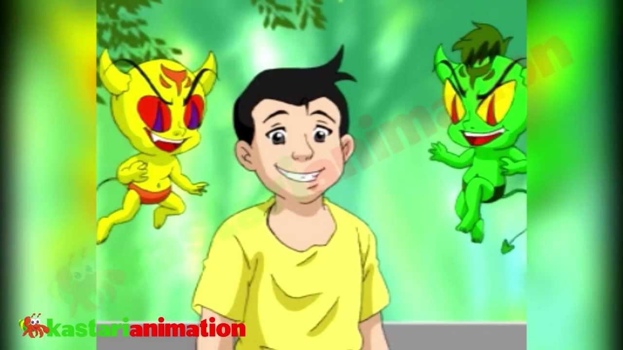 Kartun Islam Belajar Sholat Part 1 Kastari Animation Official
