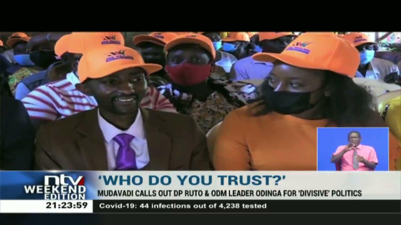 Download Musalia Mudavadi calls out DP Ruto and Raila Odinga