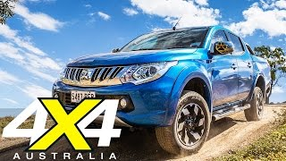 Mitsubishi Triton Exceed | 4X4 Of The Year finalist 2015 | 4X4 Australia