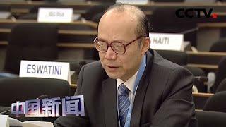 [中国新闻] 联合国人权理事会第44届会议 中方敦促部分国家停止政治操弄 | CCTV中文国际
