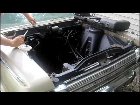 VLOG #2 - 1966 AMC Rambler Classic Rebel - Progress in the Bay