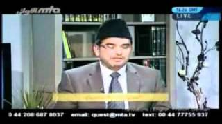 Mullahs lies caught on live tv-Takber TV lied about Ahamdiyya Murrabi's conversion to sunnism