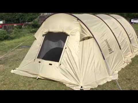 カマボコ テント 2