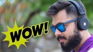 MuveAccoustics Impulse Headphones Review - GREAT BASS, CLASSIC LOOKS!!