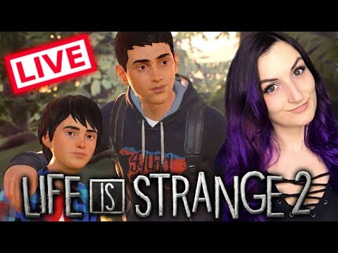 Life is Strange 2 | Episode 1 FULL GAMEPLAY