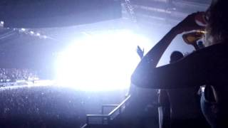 Above & Beyond at Wembley Nov 2015 Hello