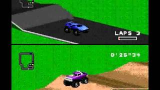 Super Nintendo RPM Racing U