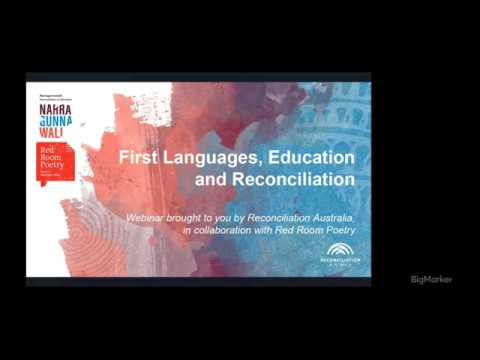 Poetry in First Languages | Australian poetry projects