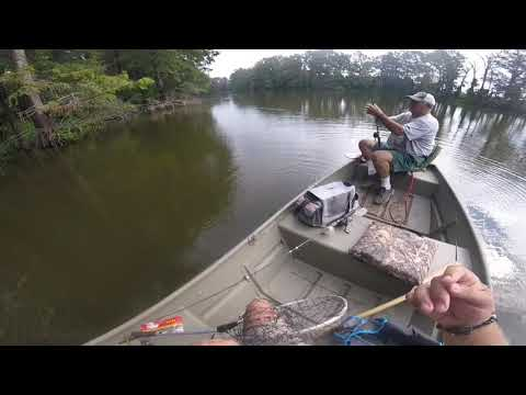 Mississippi Delta Oxbow Fishing