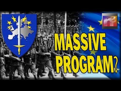 BREAKING: EU DUMPS 90 MILLION Euros into a MASSIVE Program Hitler Would Be Proud of