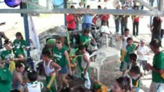 Campeones de futbol estatal de Sinaloa categoria panda 2009