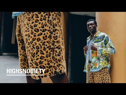 Wild Style: How to Style All-Over Prints | ITEMIZED