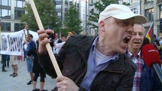 Proteste in Hamburg: Widerstand gegen die Brüller