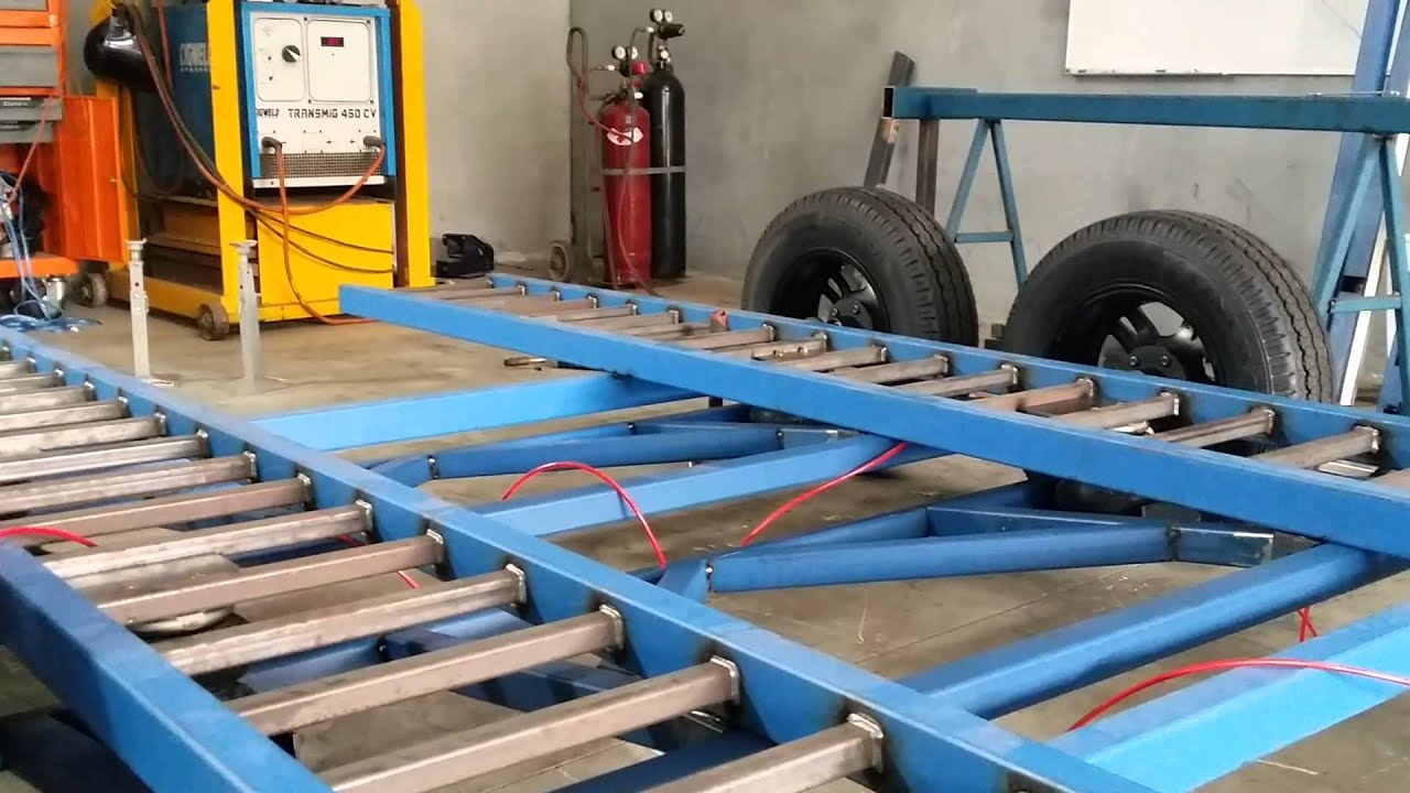 Home Built Race Car Chassis