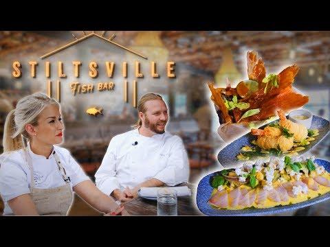 Miami's Stiltsville Fish Bar | With Chefs Jeff McInnis & Janine Booth