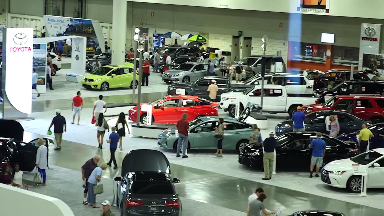 Fort Lauderdale International Auto Show YouTube - Fort lauderdale car show