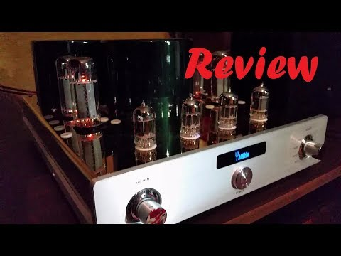Yaqin MC-10T Integrated Tube Stereo Amp Review - How To Achieve Good Sound With Cheap Gear Series