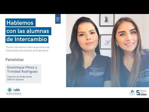 Enfermería: Hablemos con las alumnas de intercambio