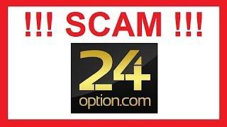 Если вы не снимаете деньги с 24 Option Odds за обычное поведение