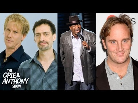 Opie & Anthony - Patrice O'Neal & Jay Mohr