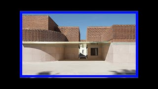 Breaking News   Solid foundations: the yves saint laurent museum opens in marrakech