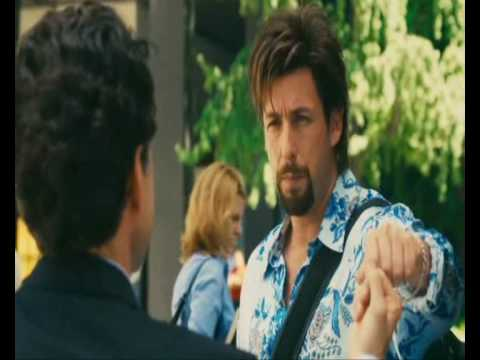 Le Zohan poster