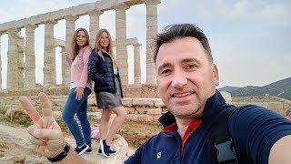 Мыс Сунион. Храм Посейдона. Почему Эгейское море так назвали