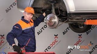 Changer biellette de barre stabilisatrice arrière NISSAN X-TRAIL T30 TUTORIEL | AUTODOC
