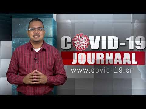 Het COVID 19 Journaal Aflevering 124 15 Januari