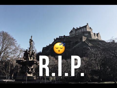 Edinburgh is DEAD