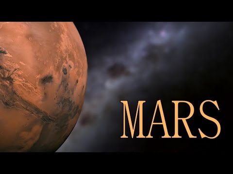 VIDEO REPLAY: Mars - A closer look at the Red Planet
