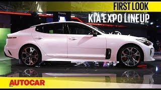 Kia Cars At The Auto Expo 2018 | Autocar India