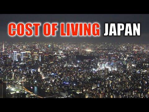 Cost of living in Tokyo, Japan