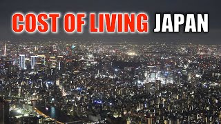 Learn about the cost of living in Japan. With Japan being more popu...
