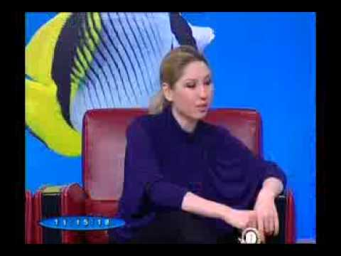 Dalita interview in Armenia TV part2.flv