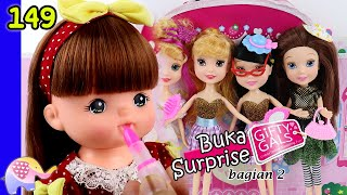 Mainan Boneka 149 Buka Surprise Gifty Gals bagian 2 - GoDuplo TV