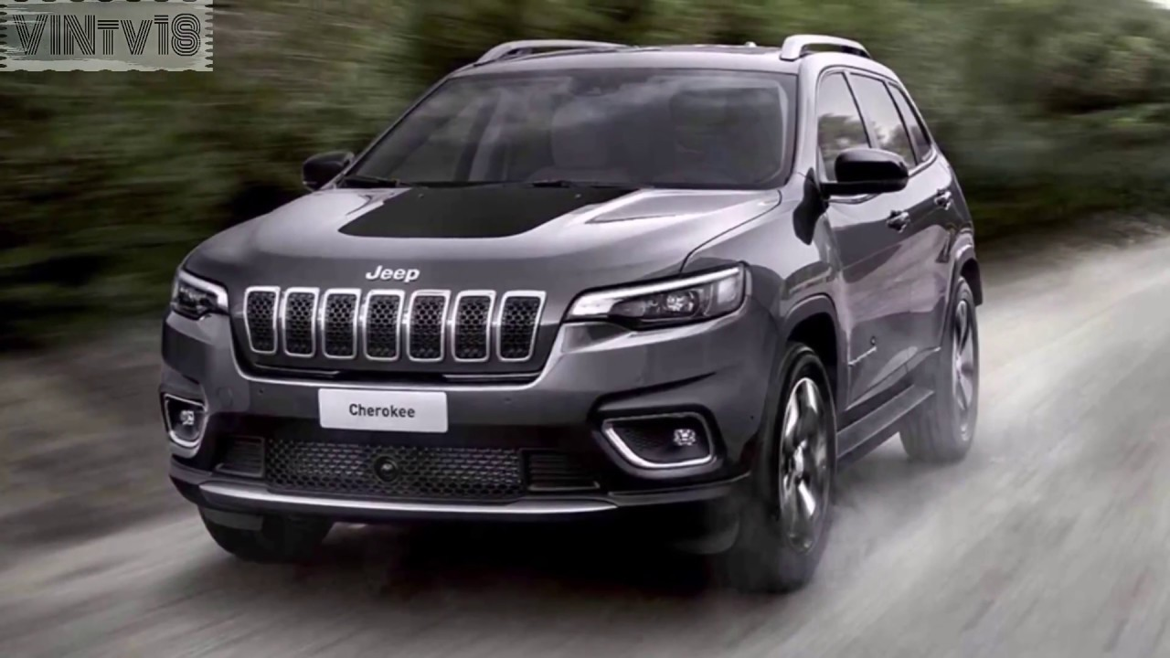 2019 Jeep Cherokee with Mopar Parts
