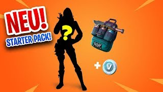 😨 Das NEUE Season 9 STARTER PAKET + V-Bucks in Fortnite...