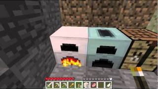 Let's Play Minecraft: Industrial Craft Edition Ep. 2