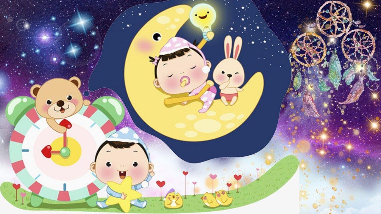 The Best Of Classical Lullaby ♪ Relaksasi untuk Bayi ♪ Lagu Pengantar Tidur Bayi ♥ - YouTube