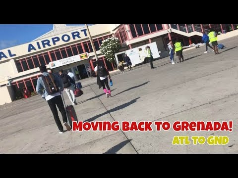 Going Back to Grenada: ATL to GND